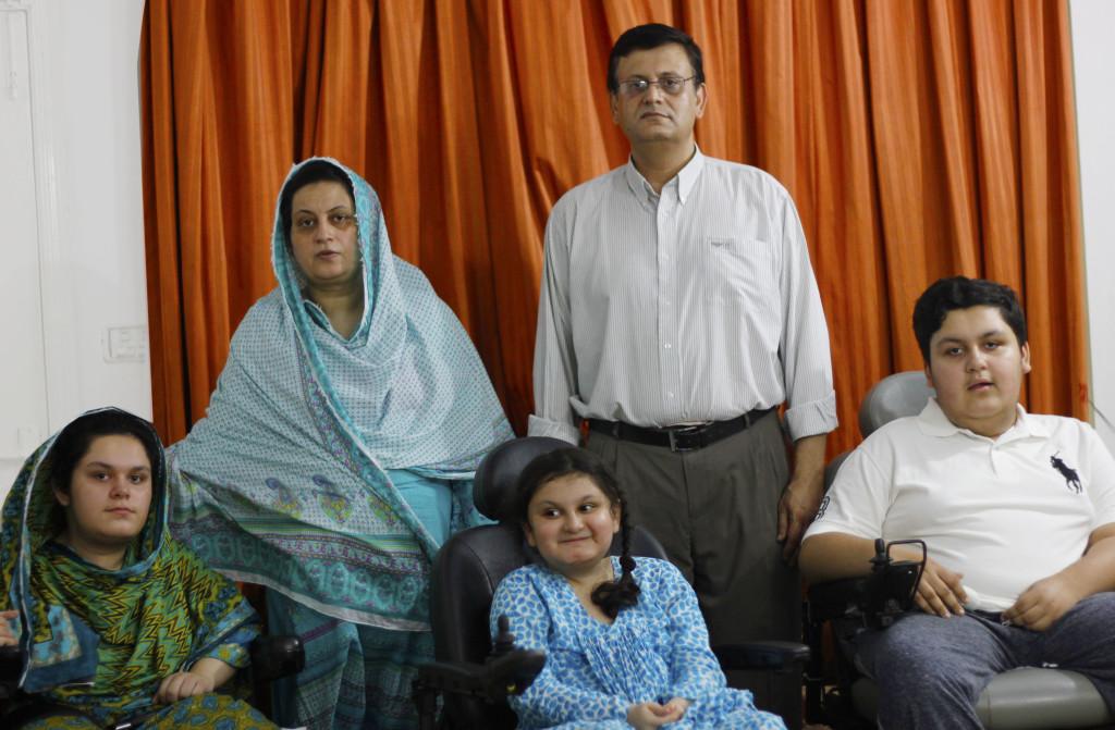Zubair Family
